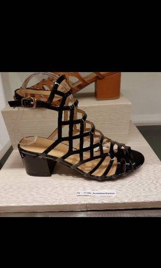 Sepatu Heels Hitam // Sepatu Hak Hitam // Kendra Black High Heels (6cm) // Steve Madden lookalike