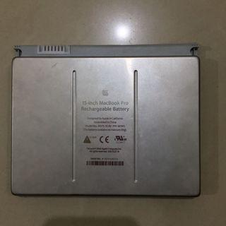 Batre Macbook Pro 15 inch