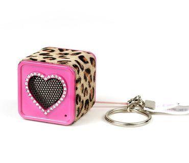 Mini Speaker chicboom pink