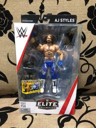 🚚 WWE Elite Series 56: AJ Styles
