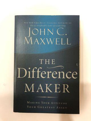 The Difference Maker - John Maxwell