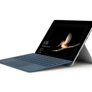 Surface Go with Microsoft Blue Keyboard 64GB (have accessories)
