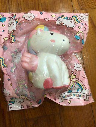 🚚 unicorn squishy