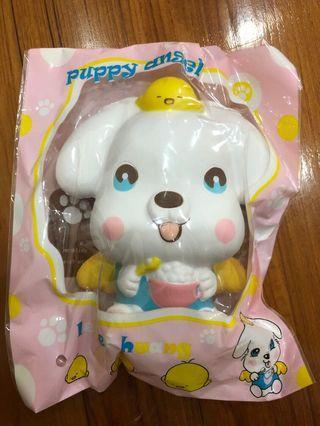 🚚 puppy squishy