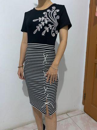 Dress salur
