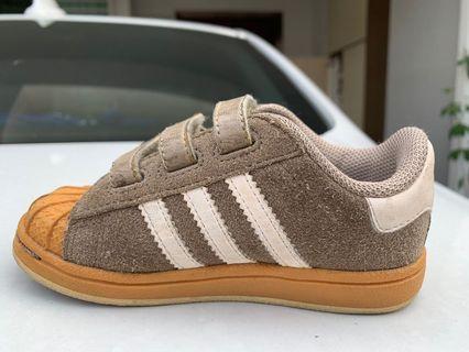 Adidas Superstar Ortholite Kids Shoe US7.5