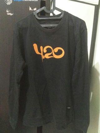 Crewneck 420 black