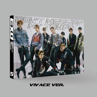 EXO Don't Mess Up My Tempo (Vivace version)