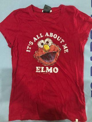 Bossini sesame street elmo t shirt