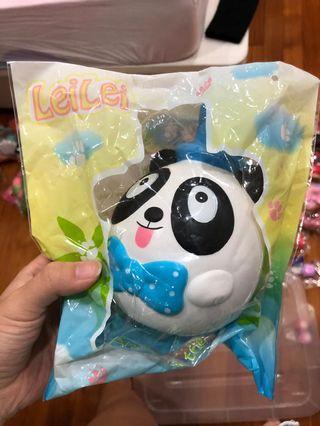 🚚 leilei panda ball