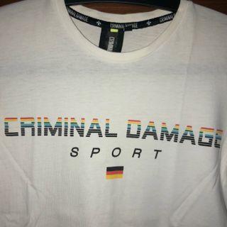 🚚 Criminal Damage Sports Tee