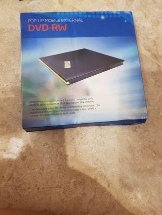 🚚 Pop up mobile external DVD rw USB 3.0