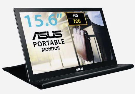 "ASUS USB Portable Monitor MB168B 15.6"" HD"