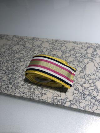 Jcrew Cotton belts