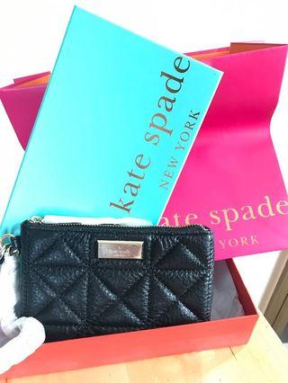 (New) Kate spade clutch bag / wallet with chain (with packaging)