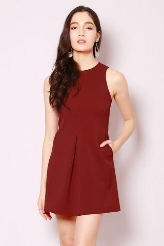 SSD Dawsonn Red Dress