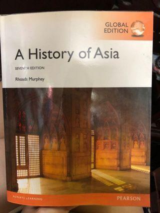 A History of Asia - Rhoads Murphy