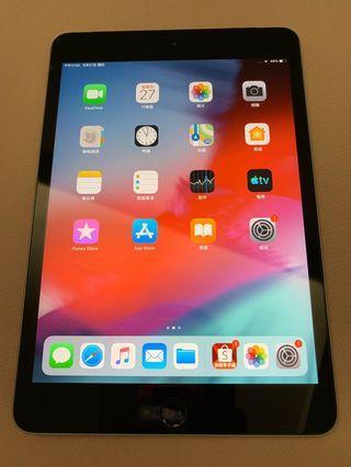 🚚 iPad mini3 128G LTE 4g 灰