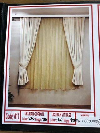 Gordyn Ready / Readymade Curtains