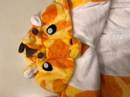 #CarousellxCasetify SUPER CHEAP: Giraffe pajamas