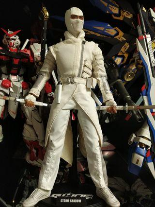 GI Joe Snake Eye and Storm Shadow hottoys hot toys