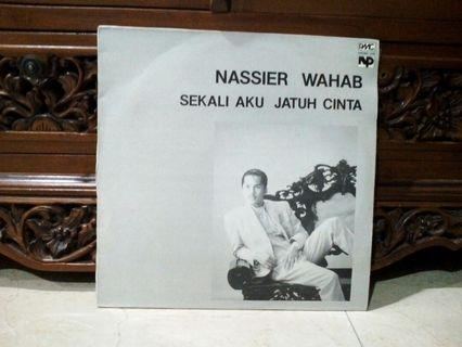 Lp...Vinyl...Nassier Wahab - Sekali Aku Jatuh Cinta