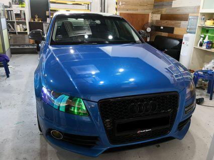 🚚 Car solar film tinted