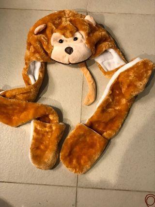 #CarousellxCasetify SUPER CHEAP: Monkey hat