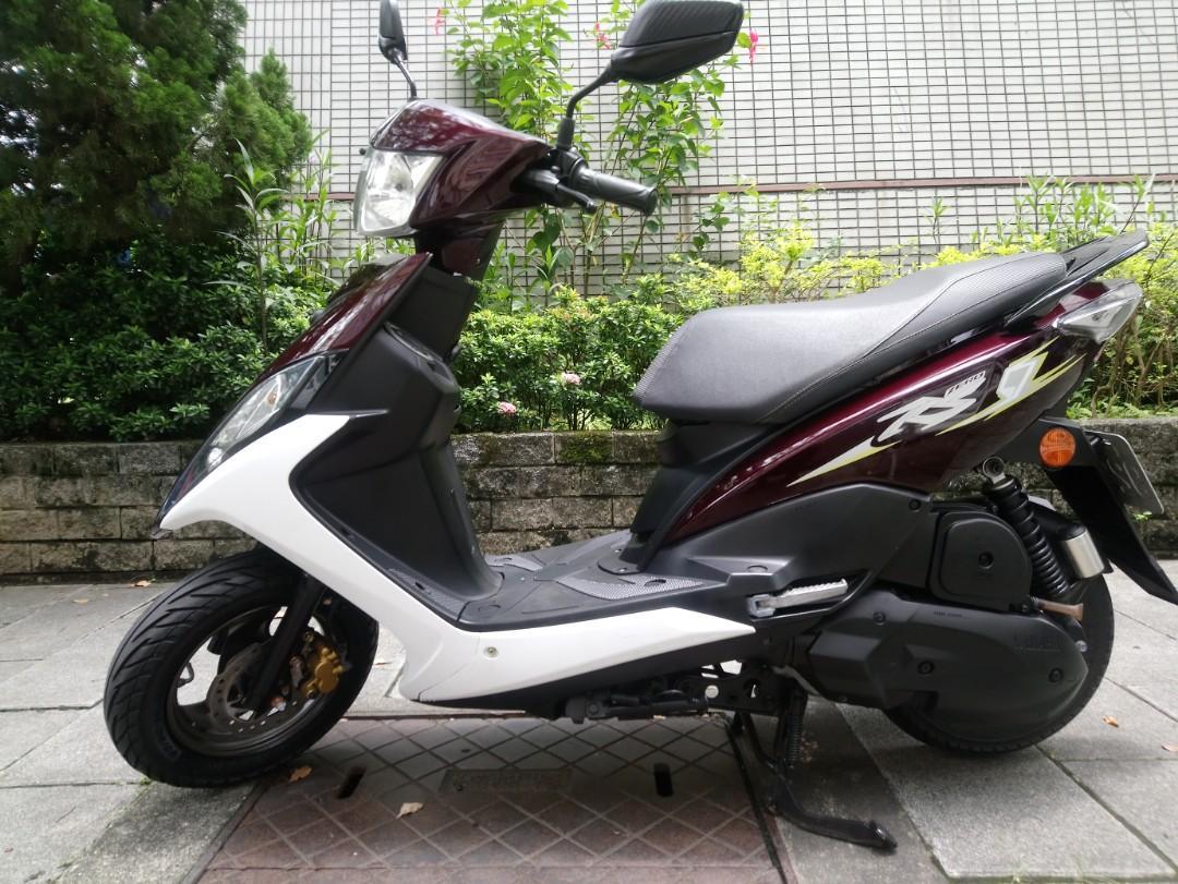 山葉 RS ZERO 100