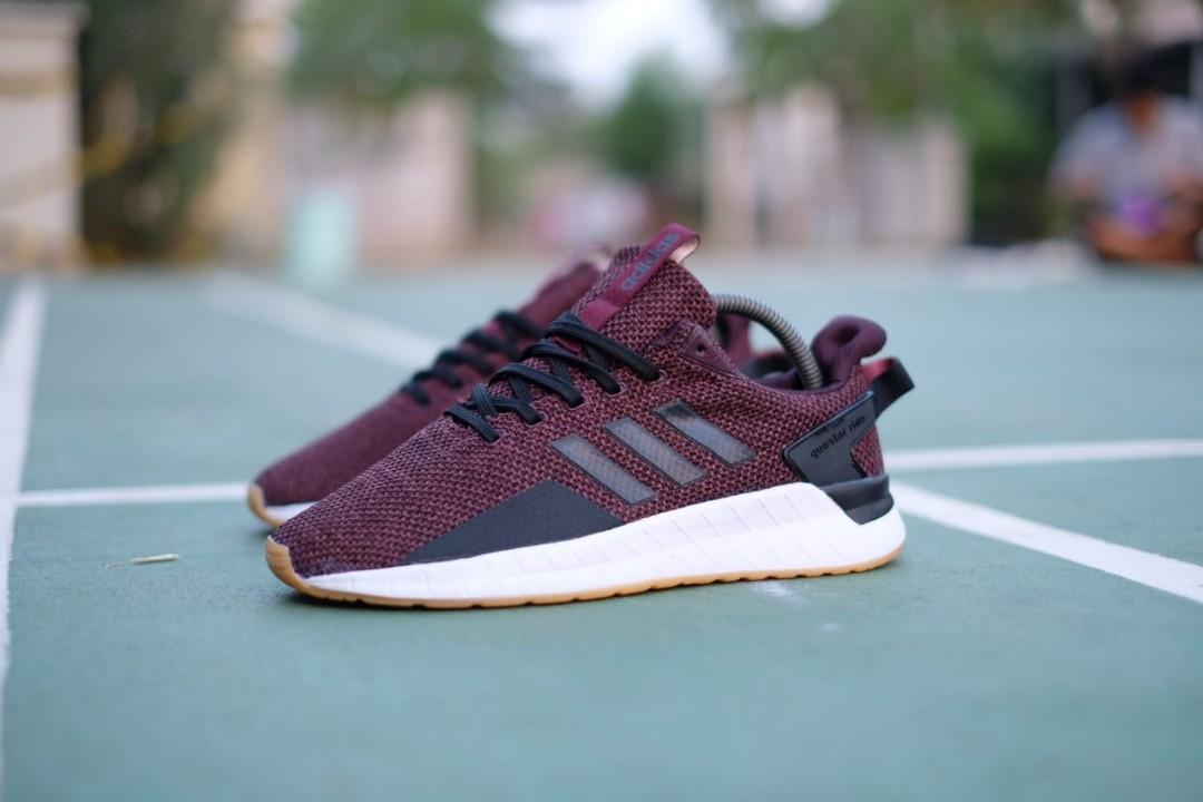 Adidas questar ride maroon