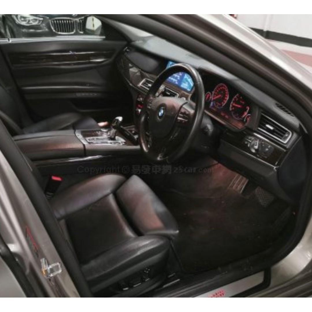 寶馬 BMW 740LIA VANTAGE 2009