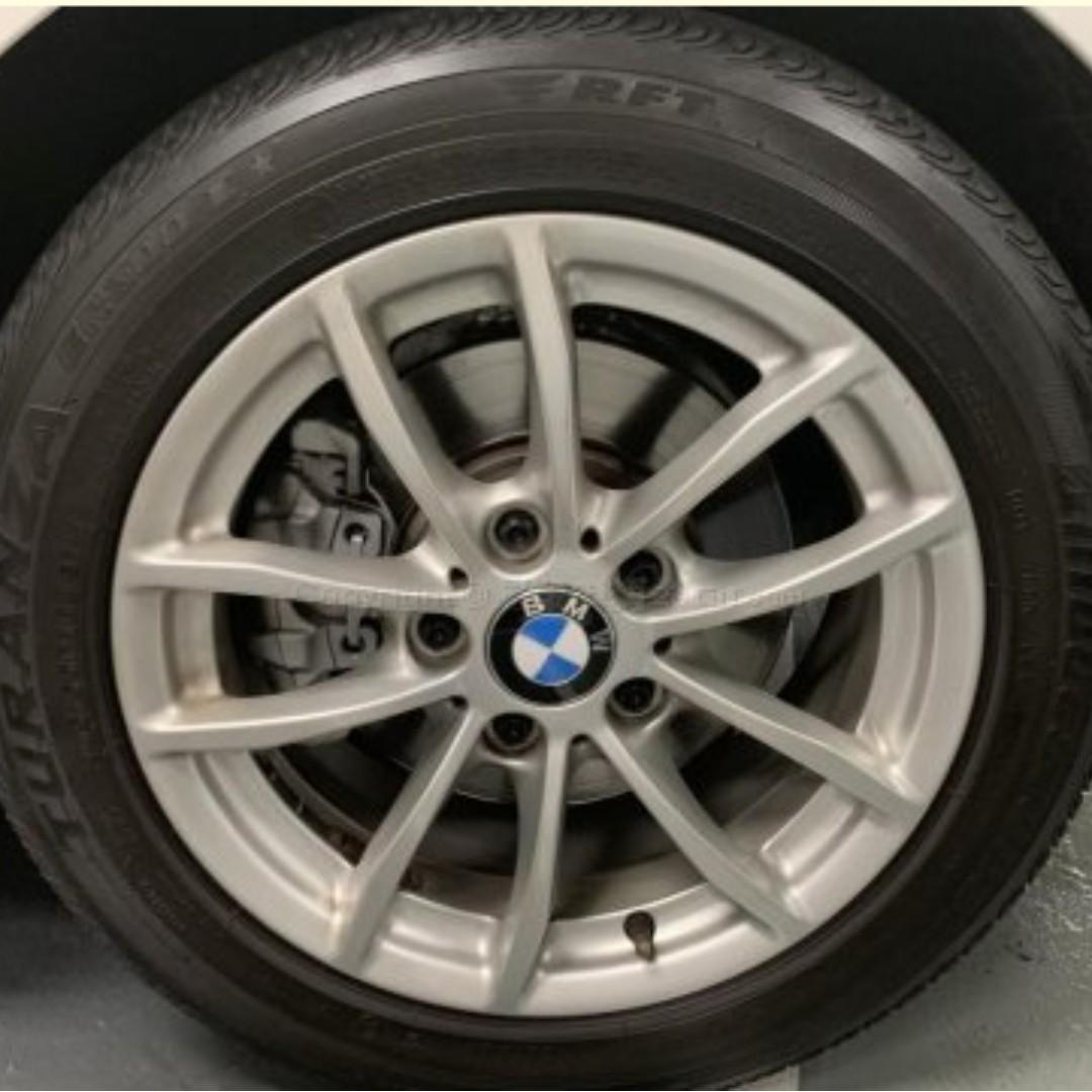 寶馬 BMW 118iA 2012