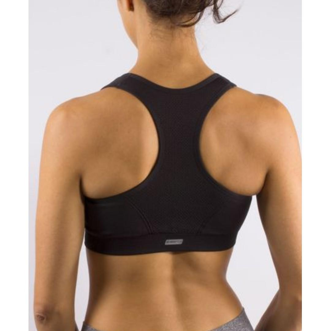 Athletic Works Women's Seamless Racerback ACTIVE Bra