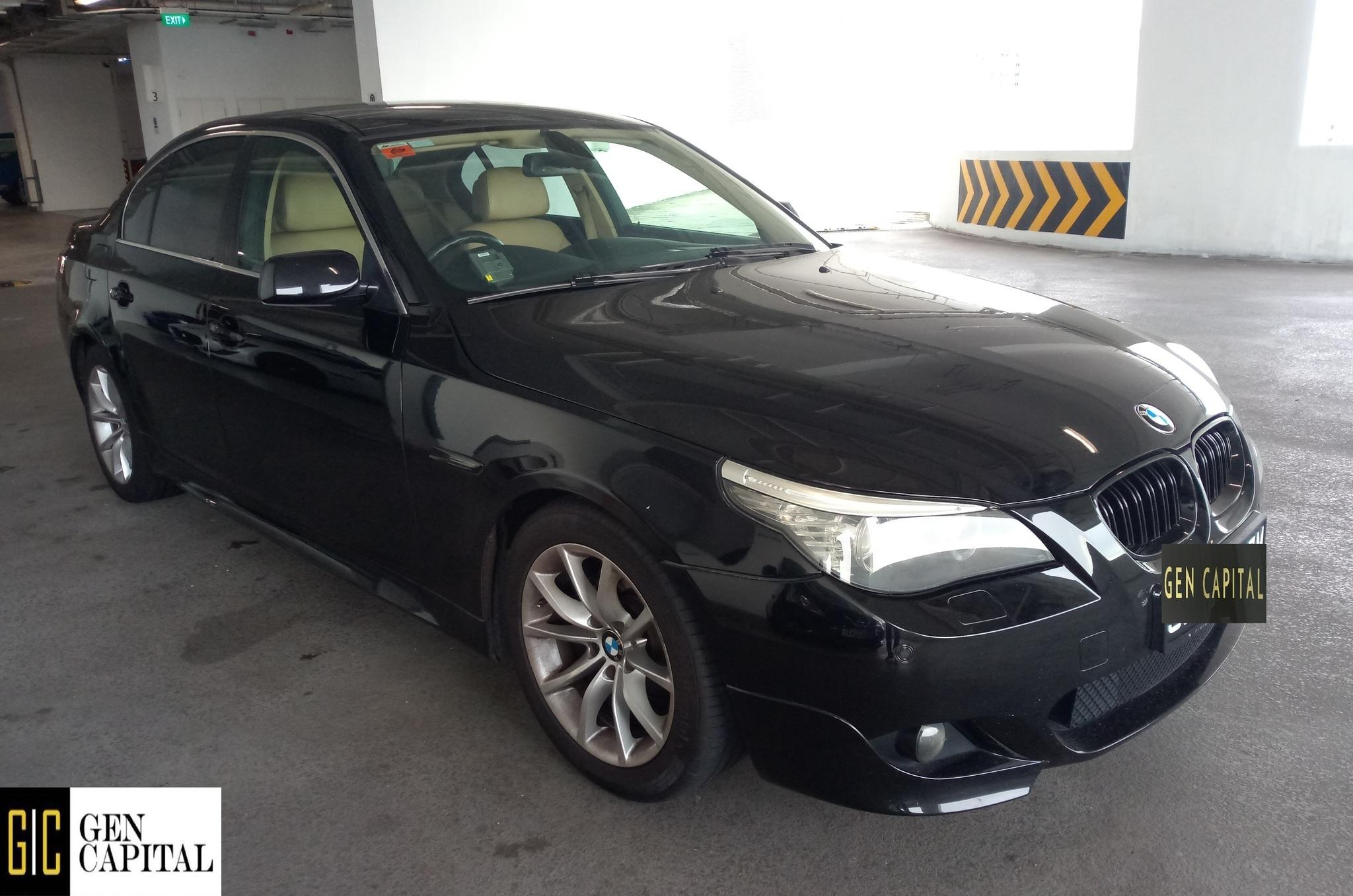 BMW 525i XL Luxury 2010  Sedan for Personal/Family Use