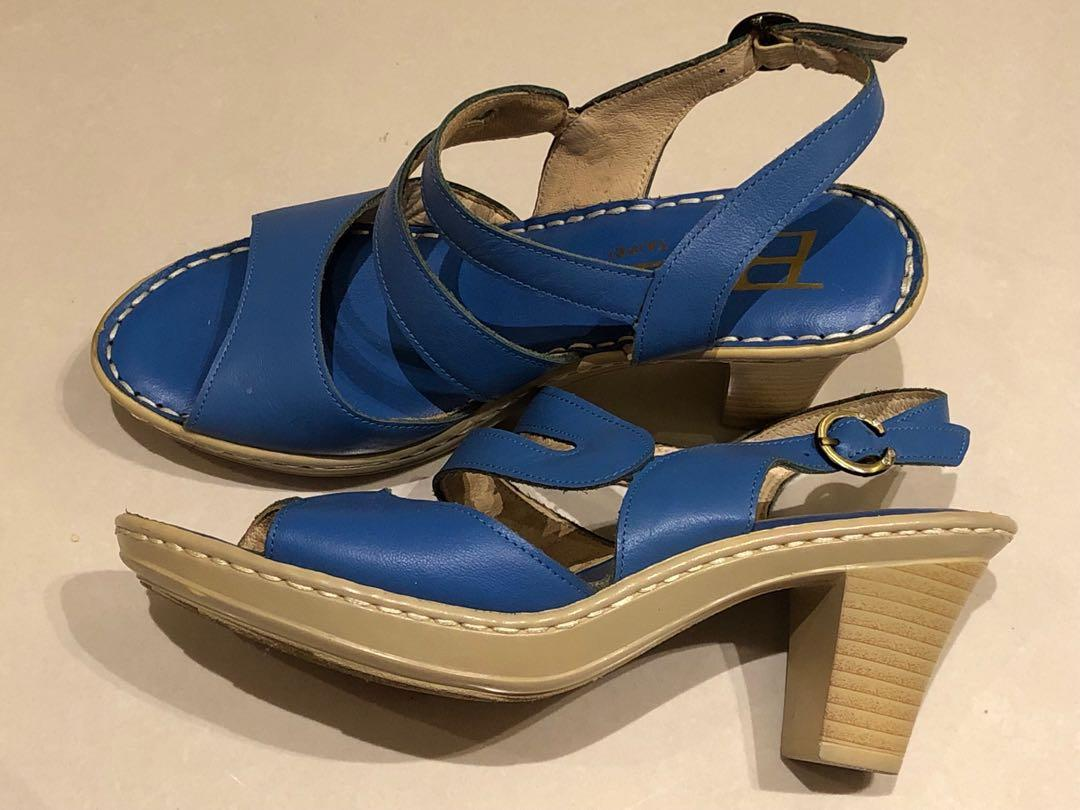 媲美麥肯納寶藍色BP台灣製好鞋