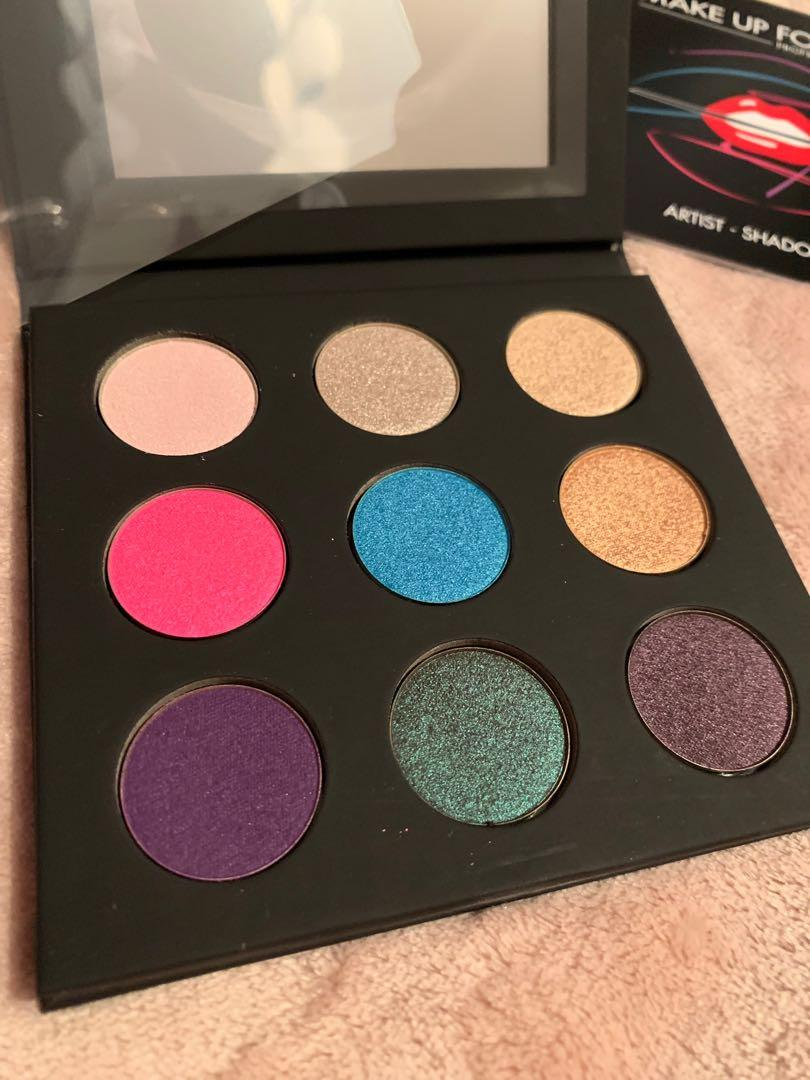 Brand New Make Up For Ever Artist Shadows 2 Eyeshadow Palette