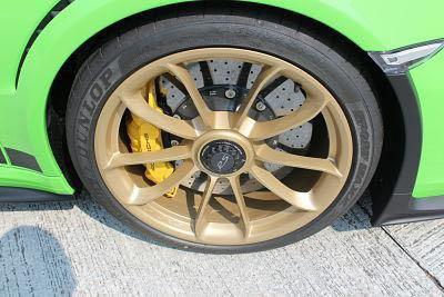 BRAND NEW PORSCHE GT3 RS