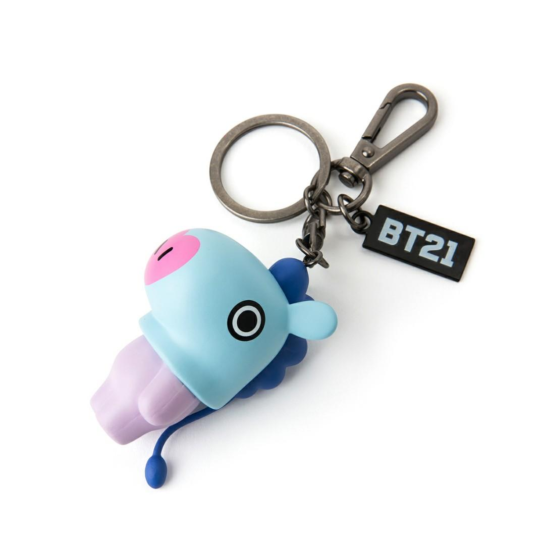 BTS BT21 figure bagcharm gantungan Official Merchandise OPEN PO - 12 July 2019