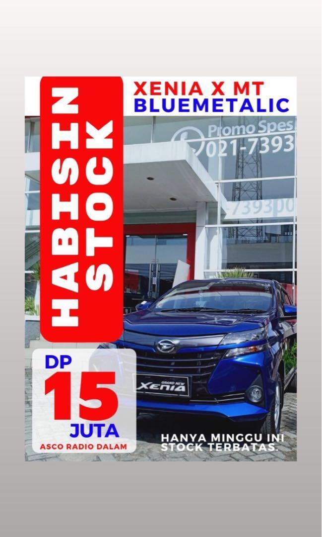DP MURAH Daihatsu Xenia mulai 16 jutaan. Daihatsu Pamulang