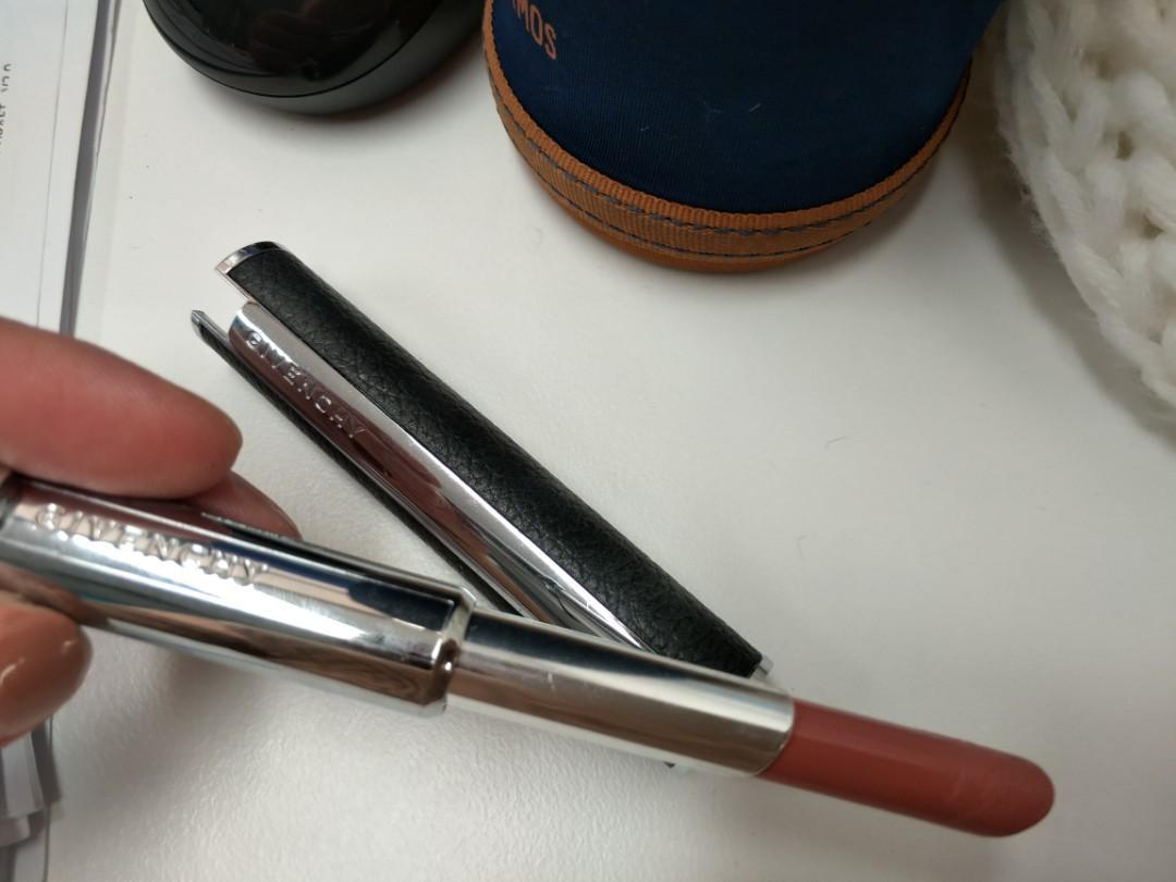 Givenchy lipstick 103 beige plumtis