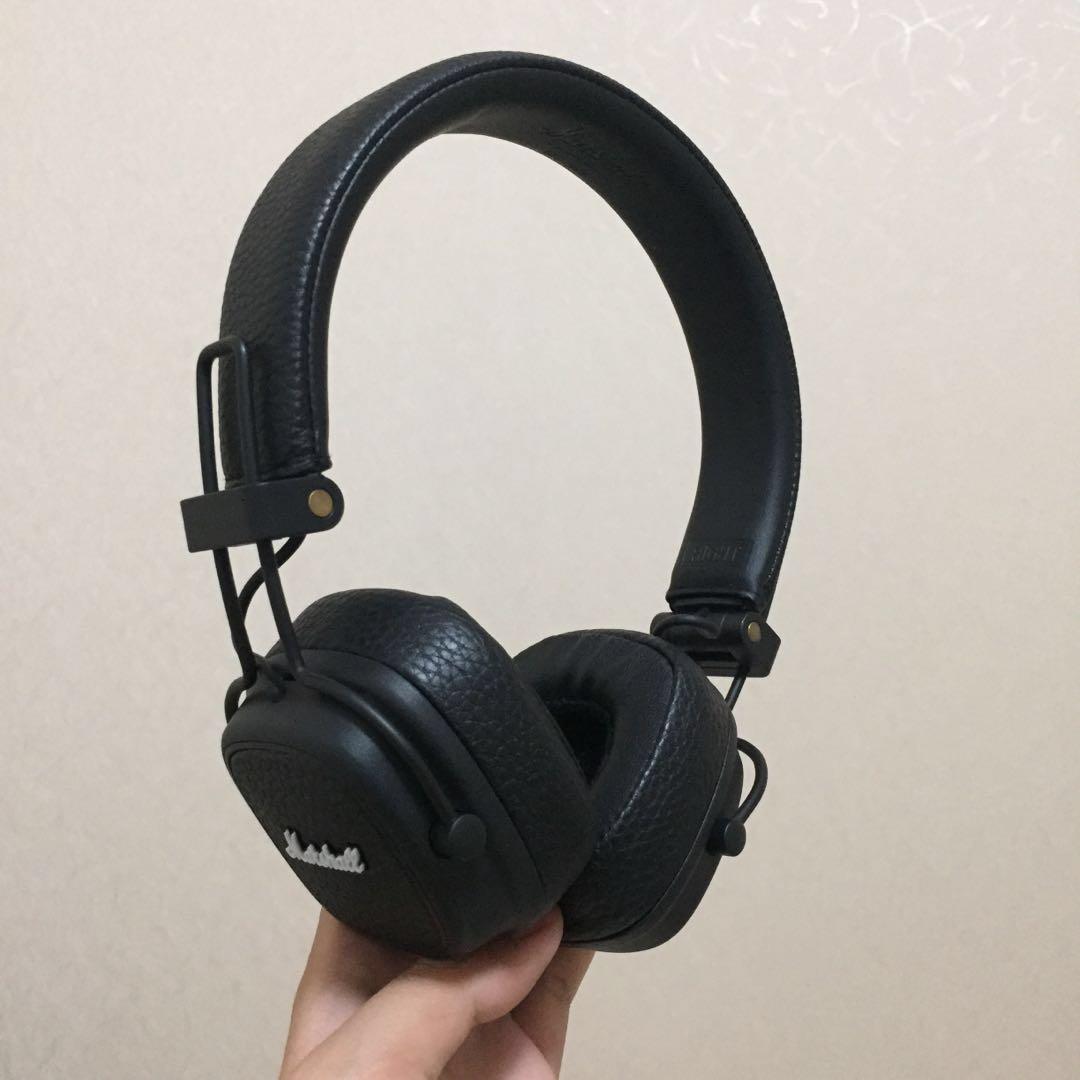 Headphones Marshall Major III Wired