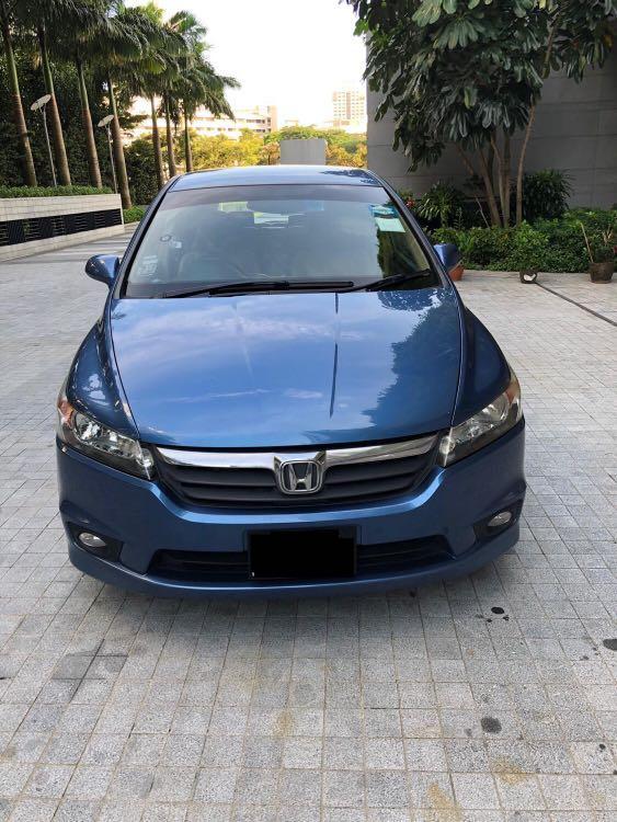 Honda Stream 1.8A LOWEST MPV