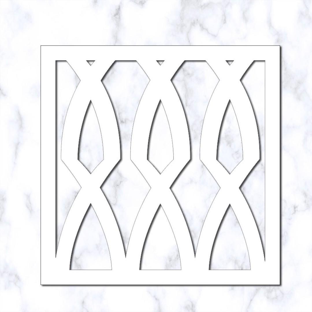 IKEA KALLAX Weave Decoration Panel