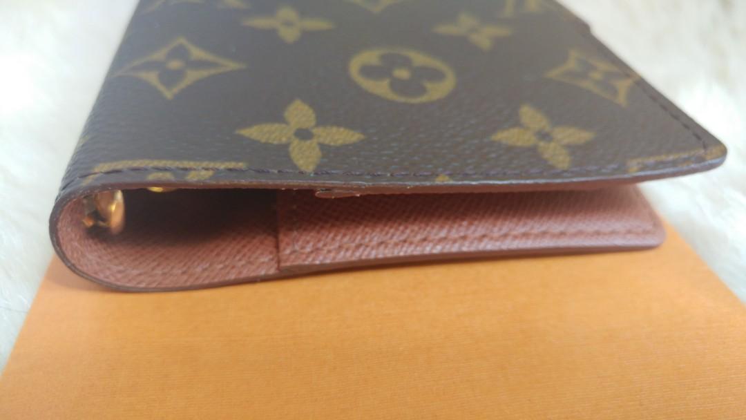 Louis Vuitton Monogram PM Agenda with Inserts