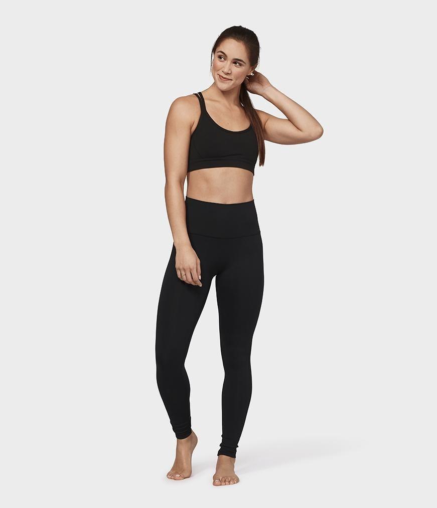 Manduka essential high line leggings in black