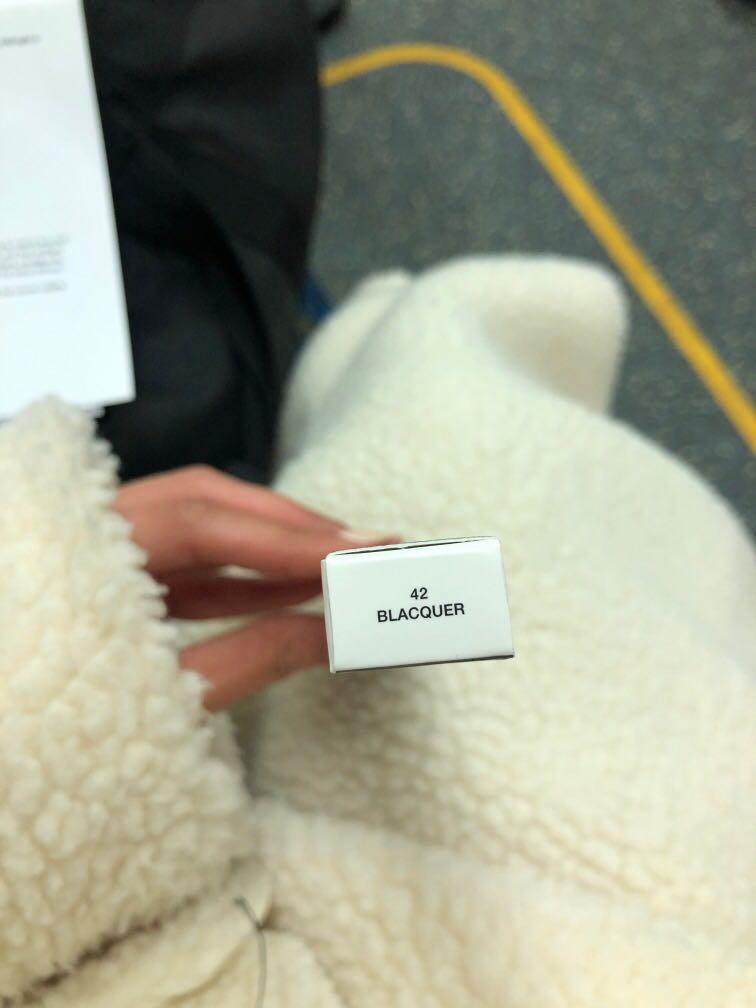 Marc Jacobs Highliner Gel Crayon Eyeliner in 42 Blacquer