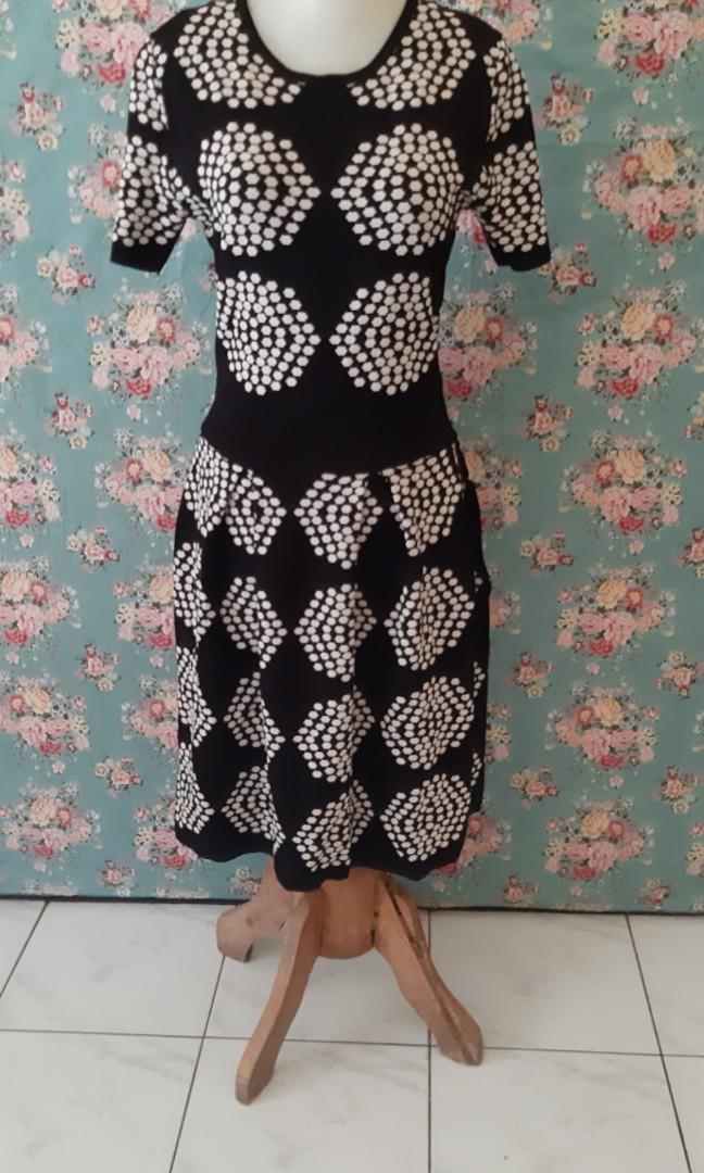 Midi dress kawai