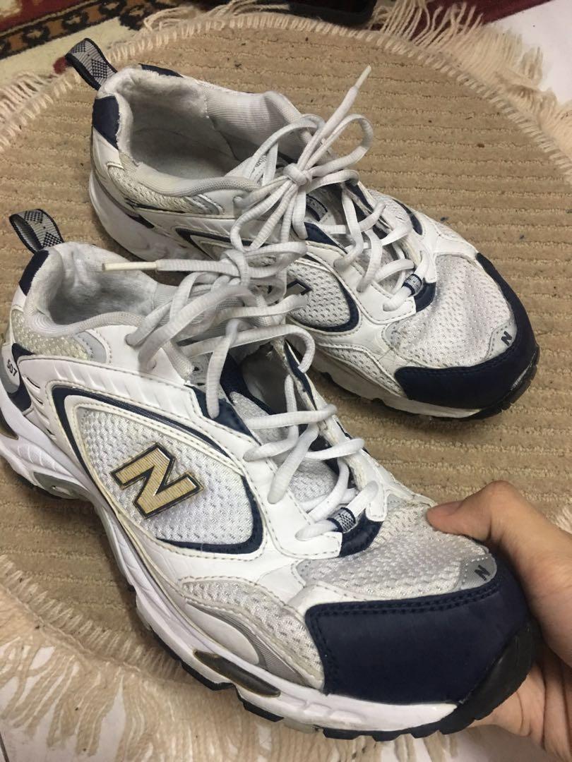 """mieux aimé 0d014 c087f New balance 507 """"chunky dad shoe"""""""