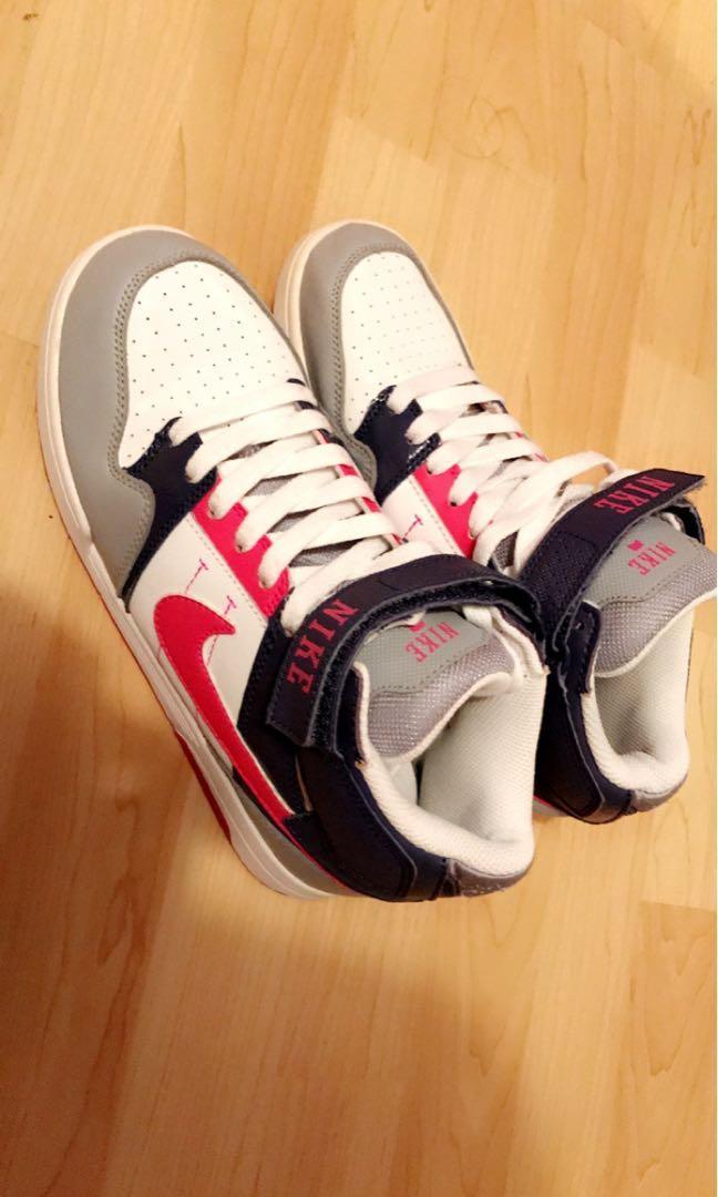 Nike Air Max (Pink/Purple/Grey/White) Sneakers (OBO)