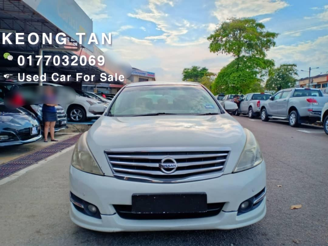 NISSAN TEANA 2.0AT XE 2011TH🎉Cash OfferPrice!! Rm42,500 Only!! 🚘Lowest Price In Town🎉 Call📲 Keong For More 🤗